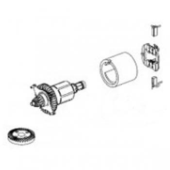 Якорь 18 V в сборе METABO для угловых шлифмашин WF 18 LTX (310010540)