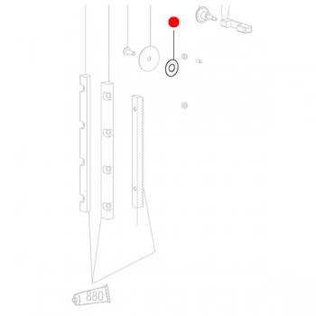 Шайба METABO для дрелей MAG 28 LTX 32 (141152590)