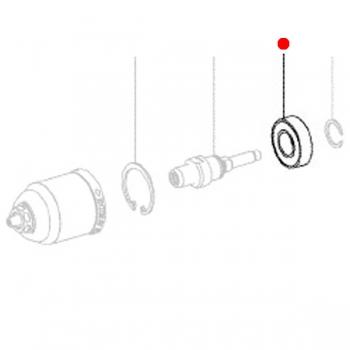 Подшипник, METABO 15x32x9 для дрелей BE 18 LTX 6 (143115790)
