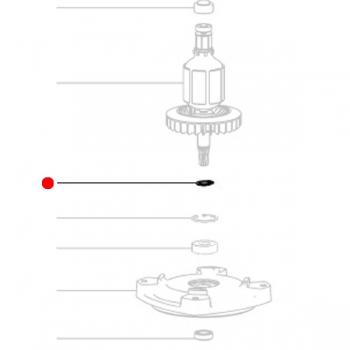 Стопорное кольцо METABO для дрелей MGA 28 LTX 32 (141180040)