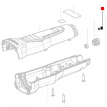 Винт с полупотайной головкой METABO для угловых шлифмашин WPB 18 LTX (141110460)