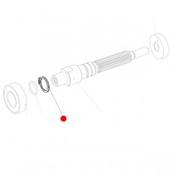 Защитное кольцо METABO для ударных дрелей-шуруповертов SBE 18 LTX (141180090)
