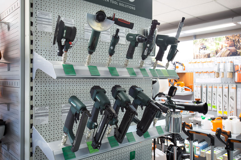 Инструмент Metabo в магазине компании КХК